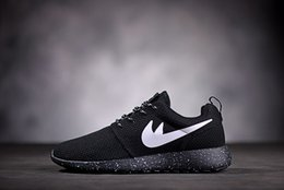 Wholesale Low Flat Boots Women - Cheap sale Classical Run Running Shoes men women black low boots Lightweight Breathable London Olympic Sports Sneakers Trainers size 36-45
