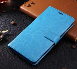 caso di meizu Sconti Per Meizu Pro 5 Case Clip Luxury Flip Portafoglio Ultra-Thin Cute Slim Colorato Cover originale Custodia in pelle per Meizu Pro 5
