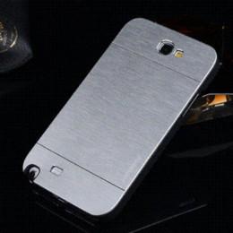 Wholesale Galaxy Note2 Aluminum Case - note 5 4 3 2 metal case hybrid PC+aluminum back housing case cover for samsung galaxy note2 note3 note4 note5 phone case