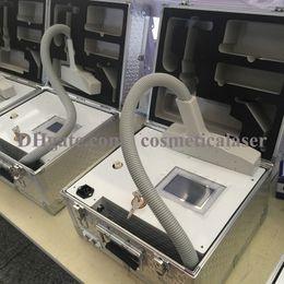 Argentina CE Portable Nd yag Q cambia la máquina del laser del retiro del tatuaje para el retiro de la ceja Suministro