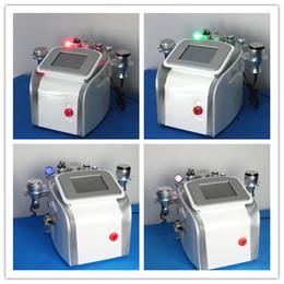Argentina 7in1 máquina que arruina gorda ultrasónica fuerte / Photon LED rejuvenecimiento de la piel Photon liposuction máquina ultrasónica de la terapia / máquina que arruina gorda Suministro