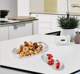 vassoio per vasche da bagno Sconti Vassoio dell'asciugamano dell'acciaio inossidabile Vassoi di frutta del biscotto multifunzionali Ospite dell'asciugamano dell'organizzatore Vassoio dell'amenità sul controsoffitto della cucina Accessori della cucina