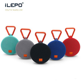 Wholesale Player For Streaming - Portable Bluetooth Speaker JL Wireless Bluetooth Streaming Surround Sound Speakers Lntegrated 3.5mm Audio Cable For Mobile Phone