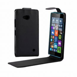 Wholesale Iphone Flip Down - Vertical Flip Up Down Style Case For Microsoft Nokia Lumia 640 Leather cover new 2016 Full Protective Phone fundas Housing sp206