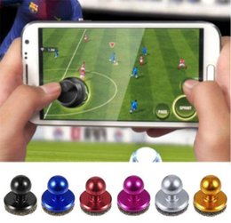 Wholesale Cheap Kids Toys For Sale - High Quality Mini Game Handle Controllers of Cheap Popular 2017 Hot Sale Hydraulic Joystick Control Toy for Mobile Phone Cellphone Games