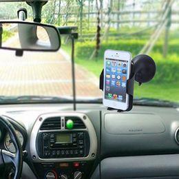 2019 iphone 6s celular Windschutzscheiben-Auto-Handy-Halter Suporte Para Celular kein Carro für Iphone 6S Samsung 6 moto 360 Universal Monopod holder-1 rabatt iphone 6s celular
