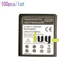 Wholesale Hercules Battery - 10pcs lot 1980mAh EB-L1D7IBA U Replacement Battery For Samsung Galaxy SII T-mobile Hercules T989 i515 i717 E110S E120L S K i727 i547 L700