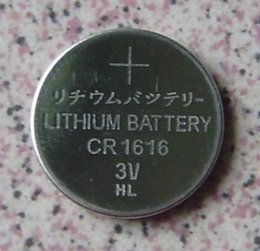 Wholesale Button Cell Cr1616 - 10000pcs CR1616 Lithium Button Cell Battery 3V for Watch Thermometer Calculator