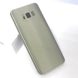 Wholesale Hd Purple - Fingerprint Goophone S8 Plus Quad Core MTK6580 Android 7.0 1GB RAM 16GB ROM 1280*720 HD 8MP 3G WCDMA 6.2 Inch Smartphone