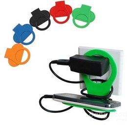 Wholesale Camera Deals - Daily Deals! Flexible Cell Phone Cellphone Car Air Vent Stand Hanger battery charging Holders for Mobile phone Mp3,Mp4,Camera