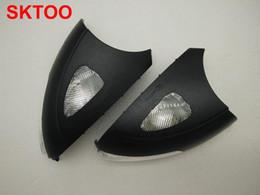 Wholesale Vw Indicator Lights - For VW Tiguan Reversing mirror light Side mirror lights Left or Right Wing Mirror Lamp Indicator 5ND 949 101 A   5ND 949 102A