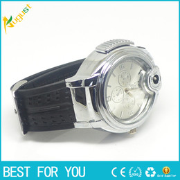 Wholesale Collectible Watches - New Novelty Collectible Watch Cigarette lighter usb lighter torch jet lighter new hot