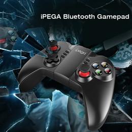 Wholesale Pro Imac - New iPEGA 9068 Bluetooth Wireless Gamepad Pro Gaming Player Joystick Support USB Port for Android IOS Smartphone iMac PC TV Box