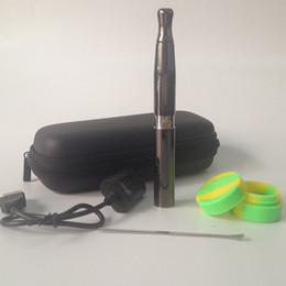 Wholesale Rod Element - 2018 wax pen quartz coil wax attachment vaporizer pen skillet puffco quartz coil ceramic rod coil heating element vape pen kit