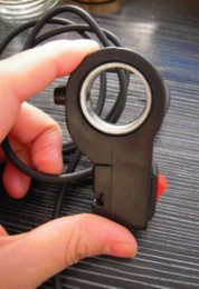 "Wholesale Door Open Switch - 7 8"" Handlebar Motorcycle Accident Hazard Light Headlight ON-OFF Kill Switch Cheap light switch door open"