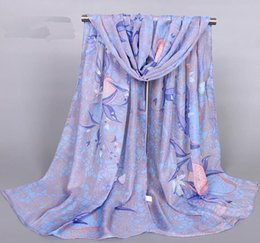 Wholesale Buy Items Wholesales - Buy 10 PCS Get FREE 1 PCS Promotion Item Chiffon Scarfs For Women Long Size Summer Necessary