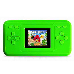 Wholesale Rs 18 - RS-18 Portable Handheld Game Player LCD Color Screen Built-in 298 Classic Retro Children FC Games Console Coolboy Video