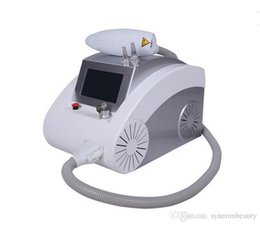 Wholesale Tattoo Models - New model ND-yag laser tattoo removal machine, Q switched nd yag laser tattoo removal