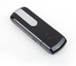 Wholesale Mini U8 Dv - Free Shipping U8 USB Disk Spy Camera Camcorder Mini Hidden DV DVR Motion Activated Detection 720*480