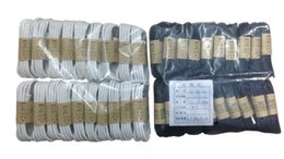 Wholesale Galaxy S4 S Iv - 50PCS Lot USB Data Cable For Samsung GALAXY S3 S4 S IV I9500 Note 2 N7100