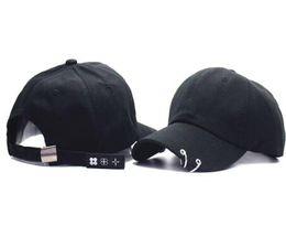 Wholesale K Pop Fashion - Hot selling 2017 New BTS JIMIN Fashion K POP Iron Ring Hats Adjustable Baseball Cap 100% Handmade Ring