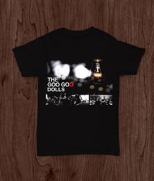 Wholesale doll t shirts - THE GOO GOO DOLLS GRUNGE BAND MATCHBOX TWENTY SAFETYSUIT T-SHIRT S M L XL 2XL Design Short Sleeve Tee Shirt
