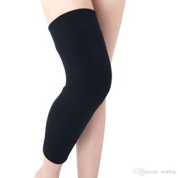 Pantyhose de los deportes online-Al por mayor-Rodilleras Leggings Calcetines Vestido Piernas largas Calzas polainas Pantimedias Hombres Mujeres Equipo Correr Leggings deportivos Apoyo de rodilla