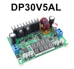 Wholesale Only Design - New Design DP30V5A Mini Switching Regulated Adjustable Power Supply Single Channel Variable DC Power Supply Voltmeter
