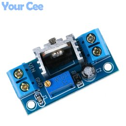 Wholesale Adjustable Regulator - Wholesale-LM317 DC-DC Converter Buck Step-down Circuit Board Module Linear Regulator LM317 Adjustable Voltage Regulator Power Supply
