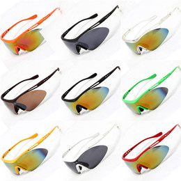 Wholesale Cheap Bicycle Glasses - Fashion Cool UV400 Bicycle Sunglasses Cycling Glasses for Men & Women Best Cheap Adults Sports Eyewear Polarizing Beach Sunglasses for Adult