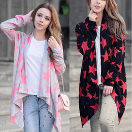 Wholesale Women Winter Sweater Outerwear - Hot Selling Women Clothes 2016 Lady New Autumn Winter Wool Sweater Long Cashmere Cardigan Feamle Loose Sweater Outerwear Coat S-XXL CK1022