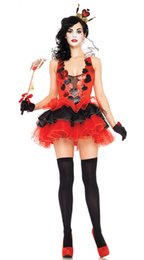 Wholesale Heart Costumes Adults - Wholesale-New Arrival Hot Sale Sexy fancy costumes Free Shipping Black Heart Queen Costume 3S1474 sexy adult roleplay costumes