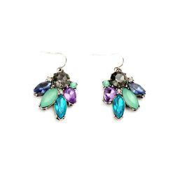 Wholesale Office Filling - 2015 New Beautiful Chandelier Drop Earring Office Lady Earring Elegant Earring Dangle Earring Free Shipping (Min $20 can mix)