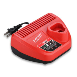 Wholesale Cheap I Phone - Battery Tools Charger for Milwaukee 12V Lithium-ion Battery Color Red High Quality Cheap charger for i phone