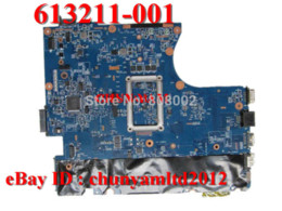 Wholesale Laptop Motherboard Hp Probook - Wholesale laptop motherboard 613211-001 for HP Compaq Probook 4525s 4725s Notebook PC system board 100% Tested 90 Days Warranty