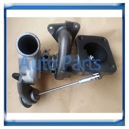 Turbocompresor para ford online-TD03 turbocompresor de automóviles para Ford Transit 2.4TD 49.131 hasta 05403 6170432 1449608 6C1Q6K82DE