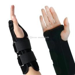Wholesale Carpal Wrist Brace - Carpal Tunnel Wrist Brace Support Sprain Forearm Splint Band E00014 BARD