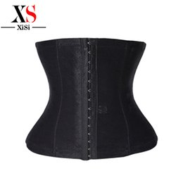 Wholesale Gym Corset - Wholesale-Belly Band sexy corsets and bustiers Girdle slimming waist traning Cincher Body Shaper Elasticated Belt sport gym shapewear