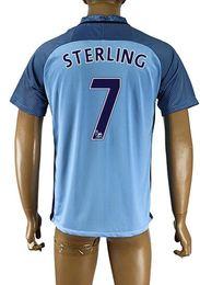 7b2788c80fe Discount cheap 7 STERLING Thai Quality Soccer Jerseys Shirt Tops