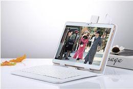 Wholesale Tablets Dual Core Processors - 2016 slim phone Tablet PC.8 inch HD screen 8 core processor. Dual camera rear. 4G memory, 16G 32G 64G storage