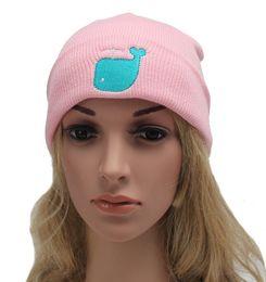 Wholesale Thin Beanie Wholesale - New Unisex Thin Beanie Hat Female Skull Cap and Beanies Tiny Whale Women Turban Skull Hat Cap Men Letter Hip Hop Hats Gorros