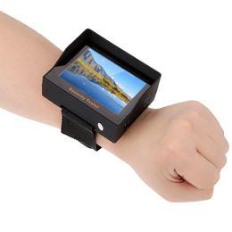 "Wholesale Portable Cctv Camera Tester - New Surveillance Audio Video Input 3.5"" TFT Color LED Portable Test Monitor CCTV Camera Security Tester"