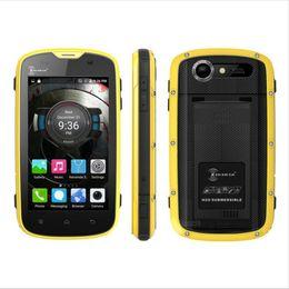 Wholesale Waterproof Phone India - 2016 New Hot sale Kenxinda W5 Waterproof Mobile Phone IP68 Android 5.1 MTK6735 Quad Core 1GB+8GB 5.0MP 4G FDD LTE Smartphone