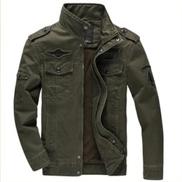 Wholesale Military Uniform Army Black - BEst Jacket GERMAN ARMY CLASSIC PARKA MILITARY COMBAT MENS JACKET Men's Army Combat Uniform Coat chaqueta hombre