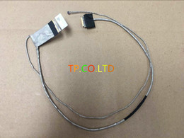 Wholesale Video Lvds - Wholesale- Genuine New Free Shipping LCD LVDS Display Flex Video Cable For Lenovo G500 G505 G505s VIWGR 15 UMA DC02001PS00