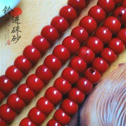 Wholesale Drum Coral Beads - [produced] DIY bell into wholesale beads of coral bead bead bracelet necklace drum barrel accessories handmade jewelry materials