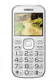 Argentina Nuevo viejo teléfono móvil al por mayor F666F / 611-2 Edición de lujo teclas grandes funcionan bien Bajo precio de la venta directa Suministro