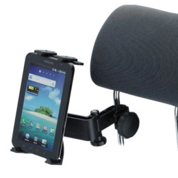 Wholesale Epad Phone - 2016 Newest Universal Car Auto Headrest Tablet Holder 360 Degree For iPad Epad Touch Pad Phone 5-10 inches
