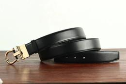 Wholesale Mens Waist Belts - Best quality designer brand name fashion Mens Business Waist Belts Smooth buckle Genuine Leather belts For Men Size 105-125cm