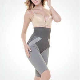 Wholesale Seamless Girdle Shaper - Women Seamless Tummy Belly Control Waist Slimming Shapewear Shaper Panty High Waist Corset Panties Girdle Underwear